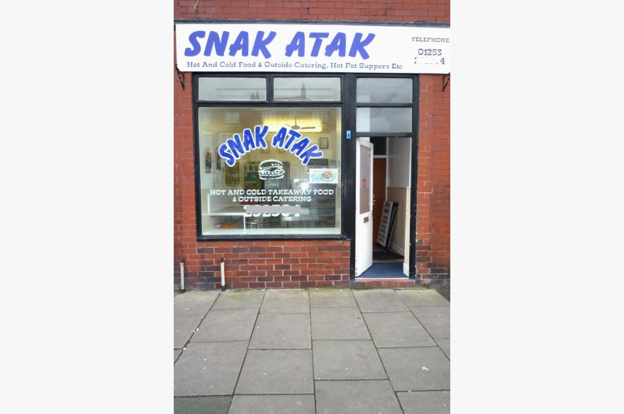 Sandwich Shop Catering Leasehold For Sale - Image 1