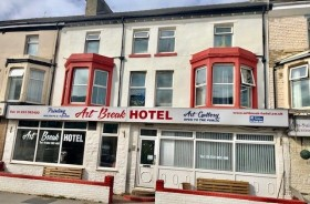 21 Bed Hotel For Sale - Photograph 1