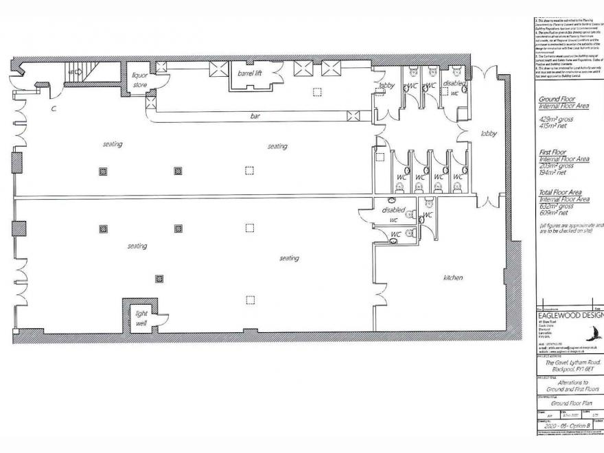 Public House For Sale - Floorplan 3