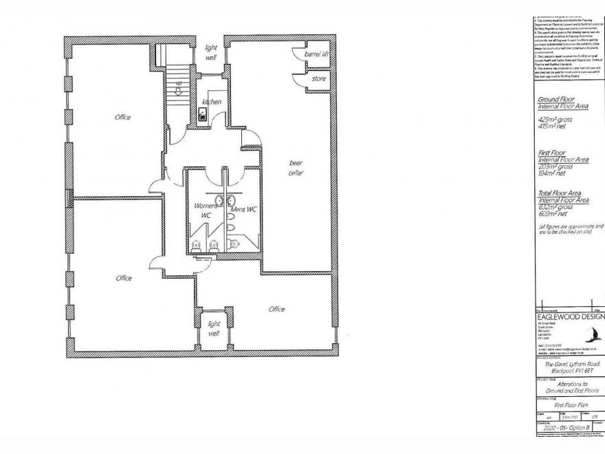 Public House For Sale - Floorplan 6