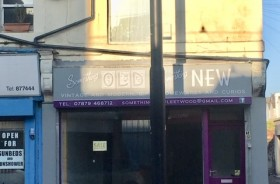 Empty Shop & Flat/house Retail Leasehold To Rent - Main Image