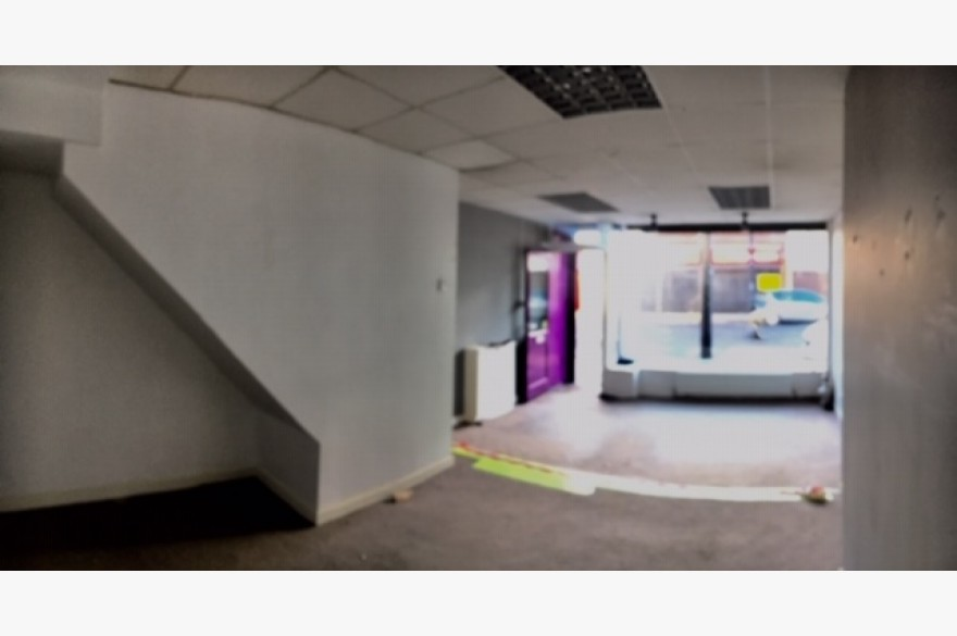 Empty Shop & Flat/house Retail Leasehold To Rent - Image 2