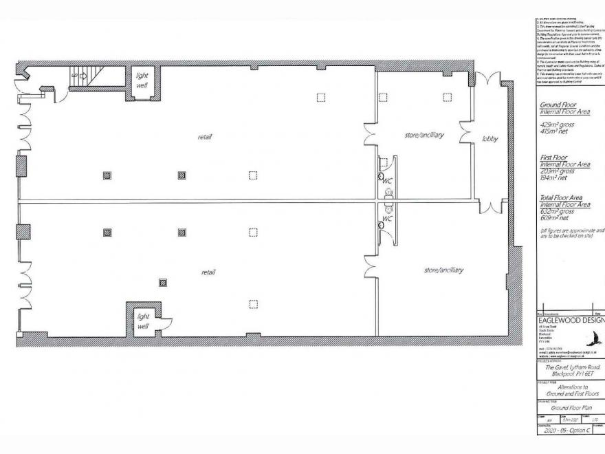 Public House For Sale - Floorplan 2