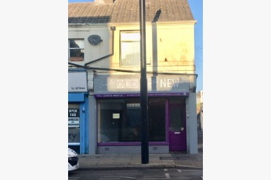 Empty Shop & Flat/house Retail Leasehold To Rent - Image 1